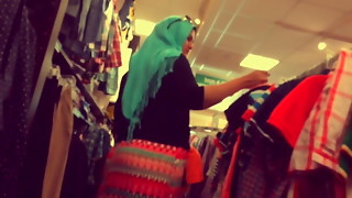 Hijab Queen With Phat Donk