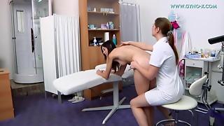 Katia Gynecology Examination