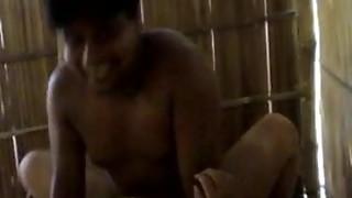 Bangladeshi Village Gang-fuck