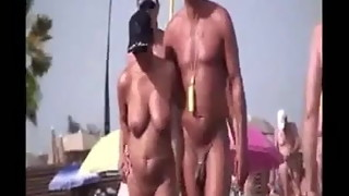 All Kinds of Joy on the Naked Beach