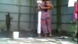 Youthful Shameless Bengali Duo Doing Open Air Screwing
