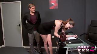 Unspoiled Gonzo FILMS Audition an Hungarian Model