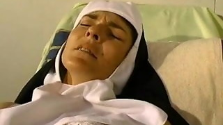 Nun Fisted & Pummeled in Polyclinic