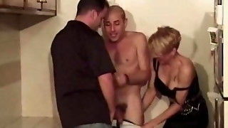Hubby Catches Wife- MMF