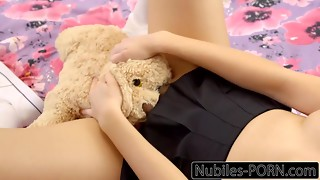 Nubiles-Porn Super-steamy Daughter-in-law Bursts On Daddy's Immense Stiffy