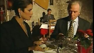 Trendy Italian Mature cuckold spouse on restaurant