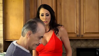 Brazzers - Mother Got Milk cans - Too Steaming To Handl