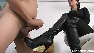 Your Knob Belongs To My Shoes