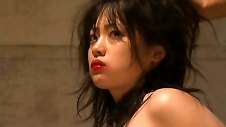 Japanese Honey is a sub in jail part1