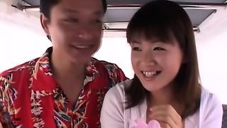 Virginal looking Asian honey