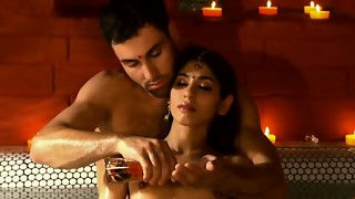 The Exotic Ways Of Tantric Fuck-a-thon