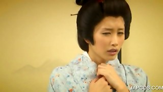 Geisha victim gets penalized