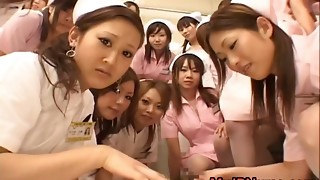 Chinese nurses love bang-out on top part6