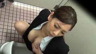 Asians touch on spy webcam