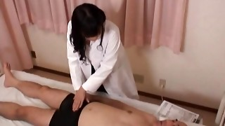 Chinese physician is naughty for hard-on part4