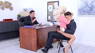 Brazzers - Gigantic Orbs at Work - The Deal Breake