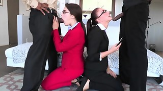 RealityKings - CFNM Secret - Gang Seizing