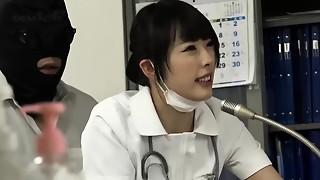 Jav Nurses Costume play Bizzare Fuck-fest Porked All Over