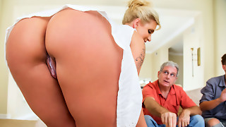 Ryan Conner & Bill Bailey in Take A Seat On My Knob - Brazzers