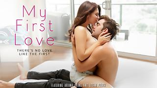 Ariana Grand & Logan Pierce in My First-ever Enjoy Vid