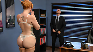 Lauren Phillips & Johnny Sins in The Fresh Girl: Part 1 - Brazzers