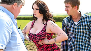 Harmony Reigns & Danny D in Tiny Brit Cock-Whore - Brazzers