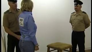 Jail Discipline
