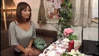 Insatiable Asian Wifey Touched and then Poked
