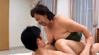 Asian Mature dame part 2