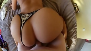 Jada Stevens Trousers Point of view