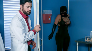 Phoenix Marie & Charles Dera & Michael Vegas in Break The Man milk Bank - Brazzers