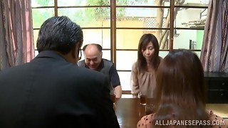 Mika Matsushita and Sayoko Kuroki insane gonzo pals