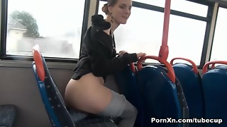 Moist Yoga Trousers In Public - PornXn