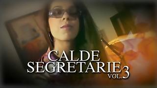 CALDE SEGRETARIE trio (SEXY SECRETARIES)