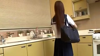 Suzuka Ishikawa Uncensored Gonzo Vid with Gangbang, Guzzle episodes
