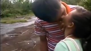 Thai fuck-fest rural pummel