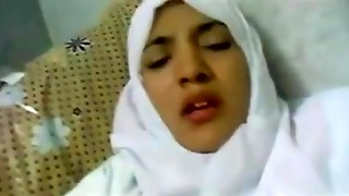 Egyptian Hijab Female Pulverize