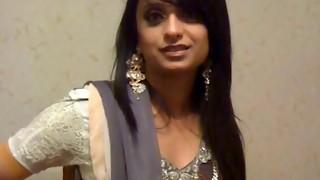 Pakistani girlfriend blowing meatpipe
