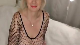 Super-naughty homemade Mature, Stocking pornography flick