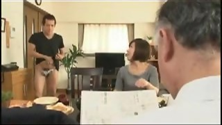 Chinese Mommy blackmailed by Step Sonny 3