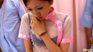 Nurse Yuri Kasiwa Boned By 3 Medical center Patients