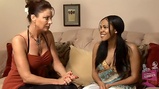 Nubia & Vanessa Vidal in All girl Seductions #18, Sequence #04