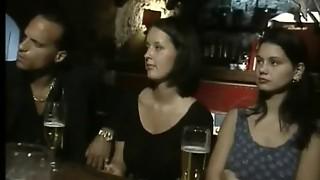 Nail in a Bar
