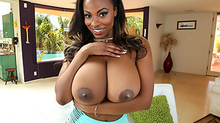 Tori Taylor in Tori Taylor gets a blast on her tastey immense jugs - BigTitsRoundAsses